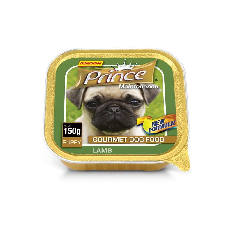 PRINCE Pate Dog 150g Jahňa