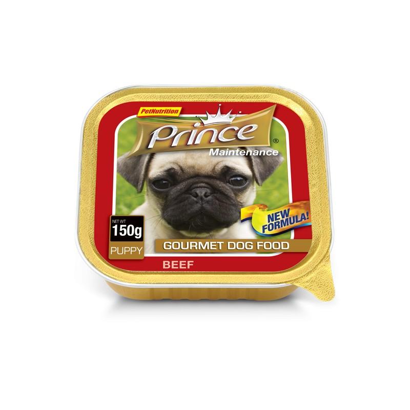 PRINCE Pate Dog 150 g Hovädzie