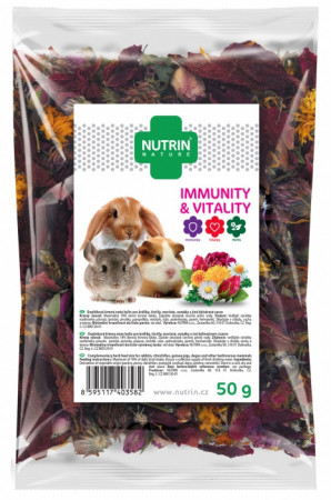 detail NUTRIN nature-imunity a vitality 50 g