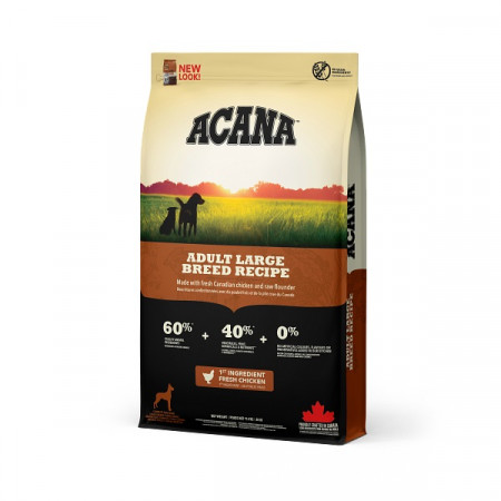 detail ACANA Adult Large Breed HERITAGE 11,4 kg